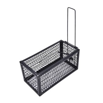 Rat Trap Cage Animal Pest Rodent Mice Mouse Control Live Bait Catch - intl