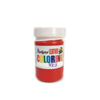 Red - Marlon Leather Paint