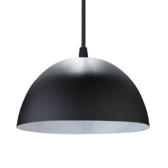 Retro Style Ceiling Pendant Light Shade Lampshades Shades Black - intl - 3