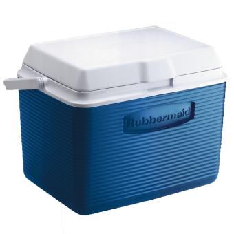 Rubbermaid 2A13MODBL Victory Cooler 24 Quarts (Blue)