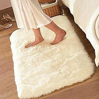 Rugs Anti Skid Shaggy Rug Dining Room Home Bedroom Carpet Floor Mat