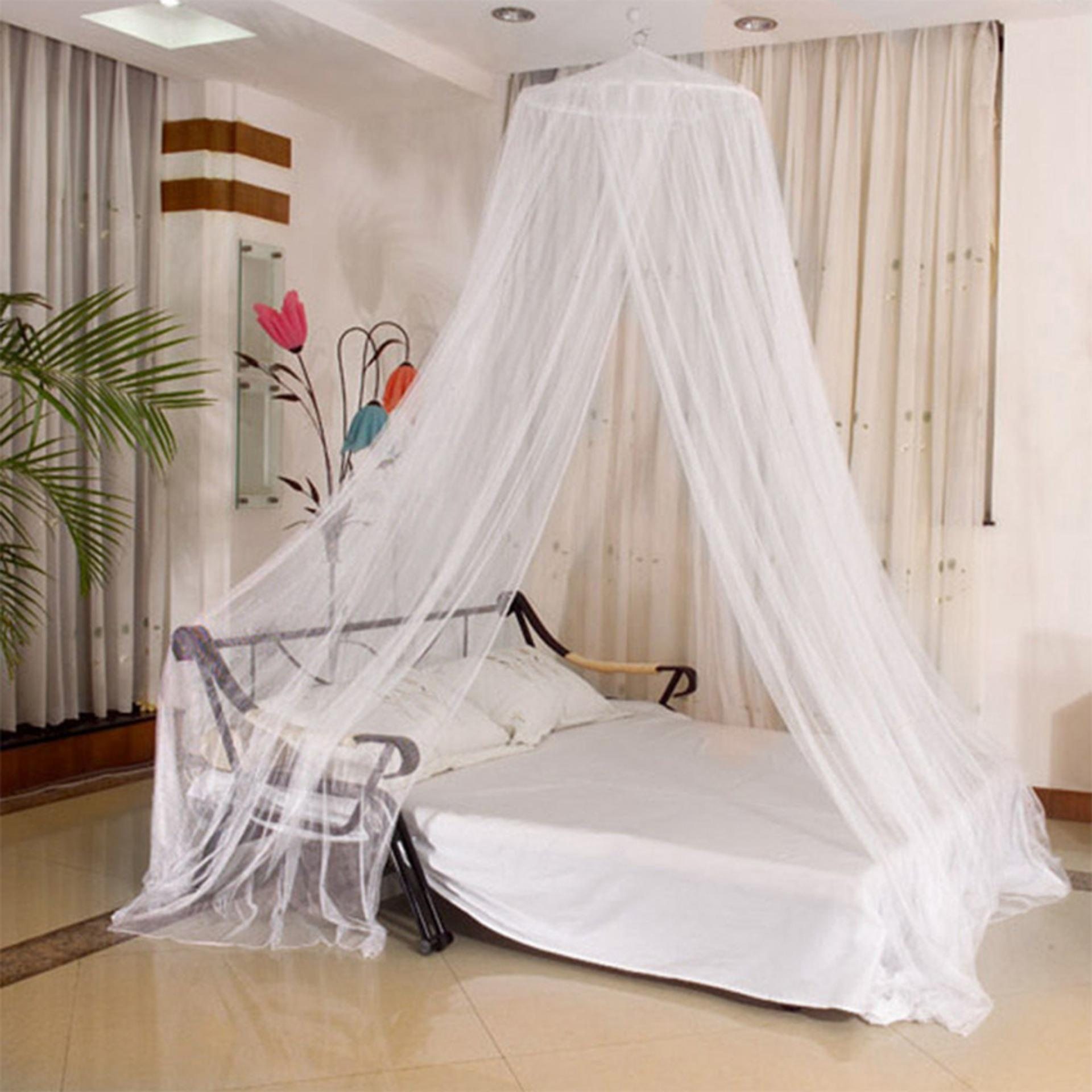 ... Rukia Mosquito Net Bed Canopy King/Queen Size (White) with AntiMosquito Pest Insect ... & Philippines | Rukia Mosquito Net Bed Canopy King/Queen Size (White ...