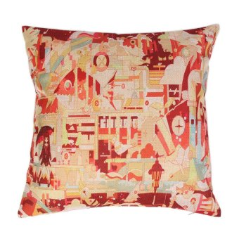 S & F Christmas pattern pillow cover - Intl