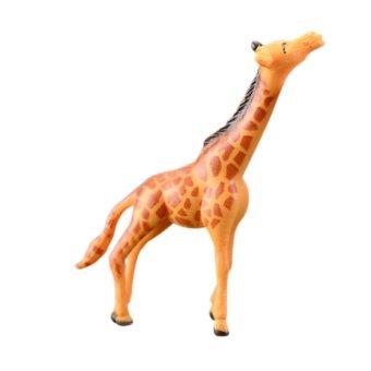S & F Giraffe Micro Landscape Decoration Garden Decor 5cm (Intl)