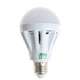 S & F LED 3000-3500K Warm White Radiating Globe Bulb AC 220-240V (Warm White) - Intl