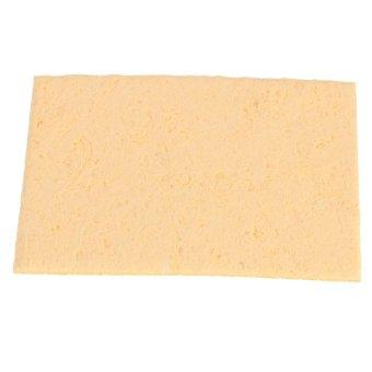 S & F Soldering Iron Solder Tip Replacement Absorbent Welding Cleaning Sponge Pad Blue (Intl) - picture 2