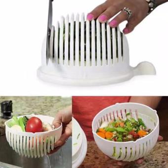 Salad Cutter Bowl 60 Seconds Salad Maker Vegetable Cutter Bowl Price Philippines