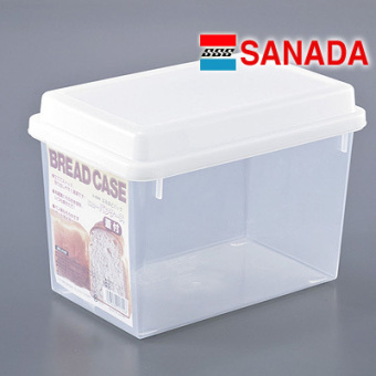 Sanada refrigerator food storage box bread box