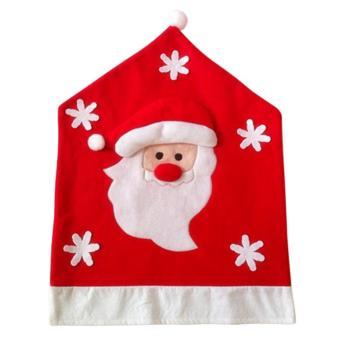 Santa Christmas Kitchen Chair Covers