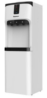 Sapoe SCD-226Q Floor-type Hot and Cold Water Dispenser (White)