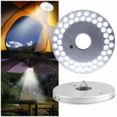 Security 48 LED Light Lamp Outdoor Emergency Lightning For Adventure Camping - intl Philippines