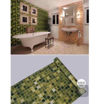 Self-adhesive Waterproof Removable Wallpaper 10mx45cm