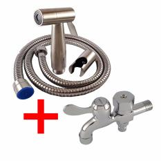 Sento Stainless Bidet Hand Spray with Multi-Function Faucet Philippines