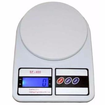 SF-400 Convenient Precision Electronic Kitchen Scale