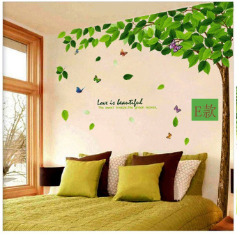 Shade New style living room bedroom TV wall painting