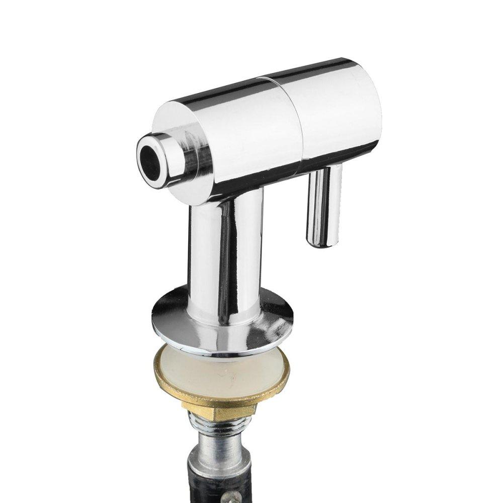 5/8 Stainless Steel Wine Barrel Spigot Beverage Bar Drink Dispenser ...