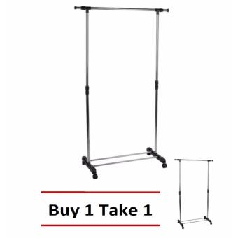 Single-Pole Clothes Rack Buy 1 Take 1