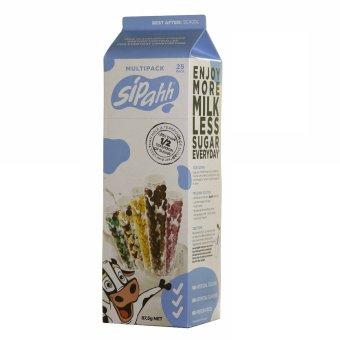 Sipahh Milk Flavouring Straws (Multicolor)