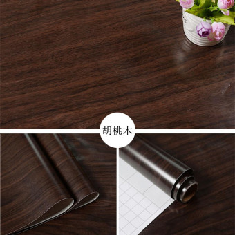 Sliding Door stickers furniture clothes cabinet adhesive paper Wallpaper
