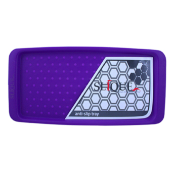 Slique SLQ-FY30011-PU Anti Slip Tray (Purple)