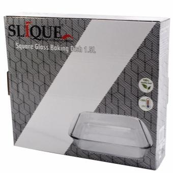SLIQUE SQUARE GLASS BAKING DISH 1.5L - 3