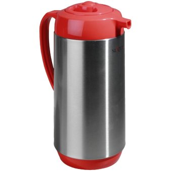 Slique Vacuum Flask 1.6 (Red)