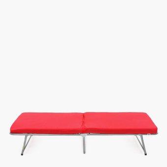 SM Home Carlotta Folding Bed (Red) - 3