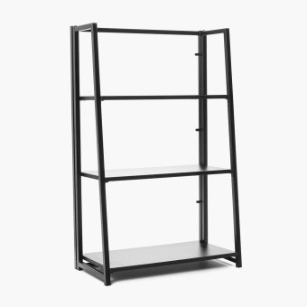 SM Home Claire Foldable 3-layer Shelf Rack
