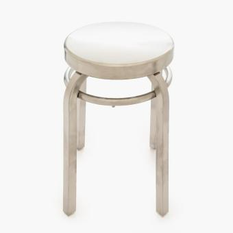 SM Home Marley Stainless Steel Stool