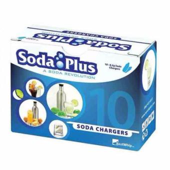 Soda CO2 Charger Box of 10 - 2