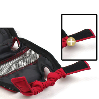 Soft Canvas Pet Dog Cat Carrier Bag Simply Front & Back Backpack - 4