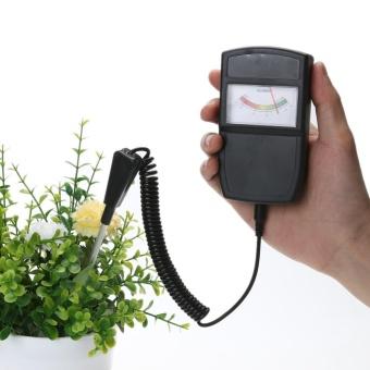 Soil pH Meter Level Tester Black (for Plants Crops FlowersVegetable) - intl - 5