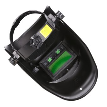 Solar Power Auto Darkening Welding Helmet Arc Tig Mig Professional Welder Mask - intl - 4