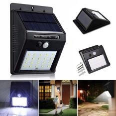 Outdoor lighting for sale outdoor lights prices brands review solar sensor wall light 20 led outdoor waterproof rechargeable solar power pir motion garden lamp aloadofball Image collections