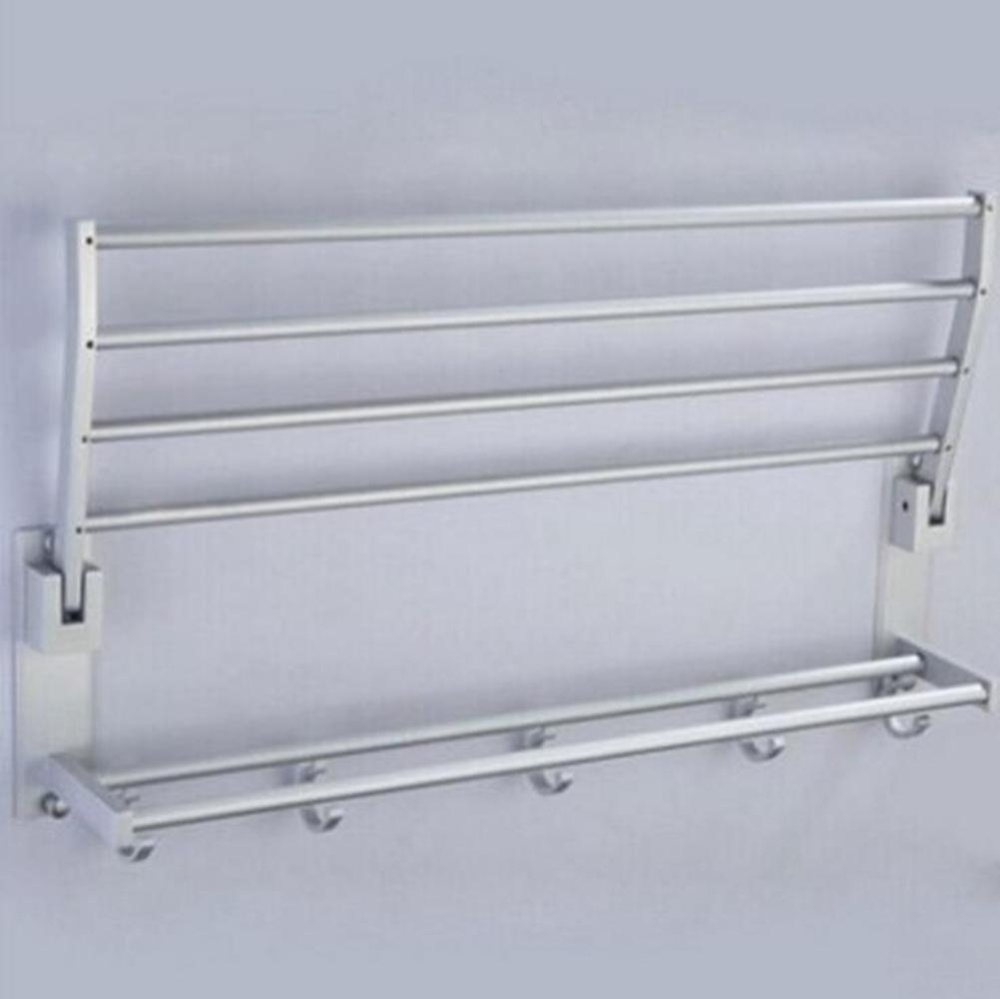 Philippines | Space Aluminum Wall-Mounted Foldabel 2-Tier 3-Tier ...