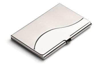 Stainless Steel Business Card Case Credit ID Card Holder Case Price Philippines