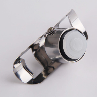 Stainless Steel Professional Red Wine Champagne/Sparkling Wine Stopper - picture 4