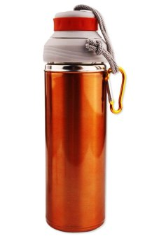 Stainless Steel Tumbler (Orange) product preview, discount at cheapest price