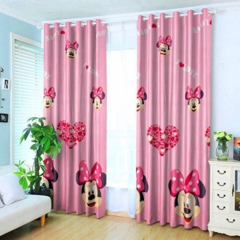 StevenShop 2pcs Animated Minnie Mouse Design with round rigs Price Philippines