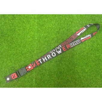 Sunshine ID Lace Black Strap Dota 2 (THROWER)