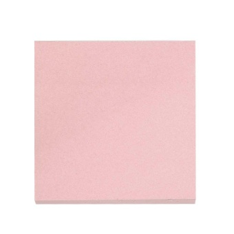 Super Sticky Post It Full Adhesive Notes Assorted Square NotesBright Colors - intl - 2
