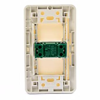 SURER NO.1373 1-Three-Way Switch with Plate with FREE Utility Box - 2