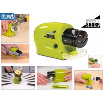 Swifty Sharp Kitchen Motorized Knife Sharpener