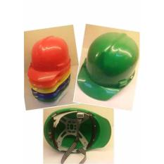 T009 Construction Protective Helmet for Workers (Green) Philippines