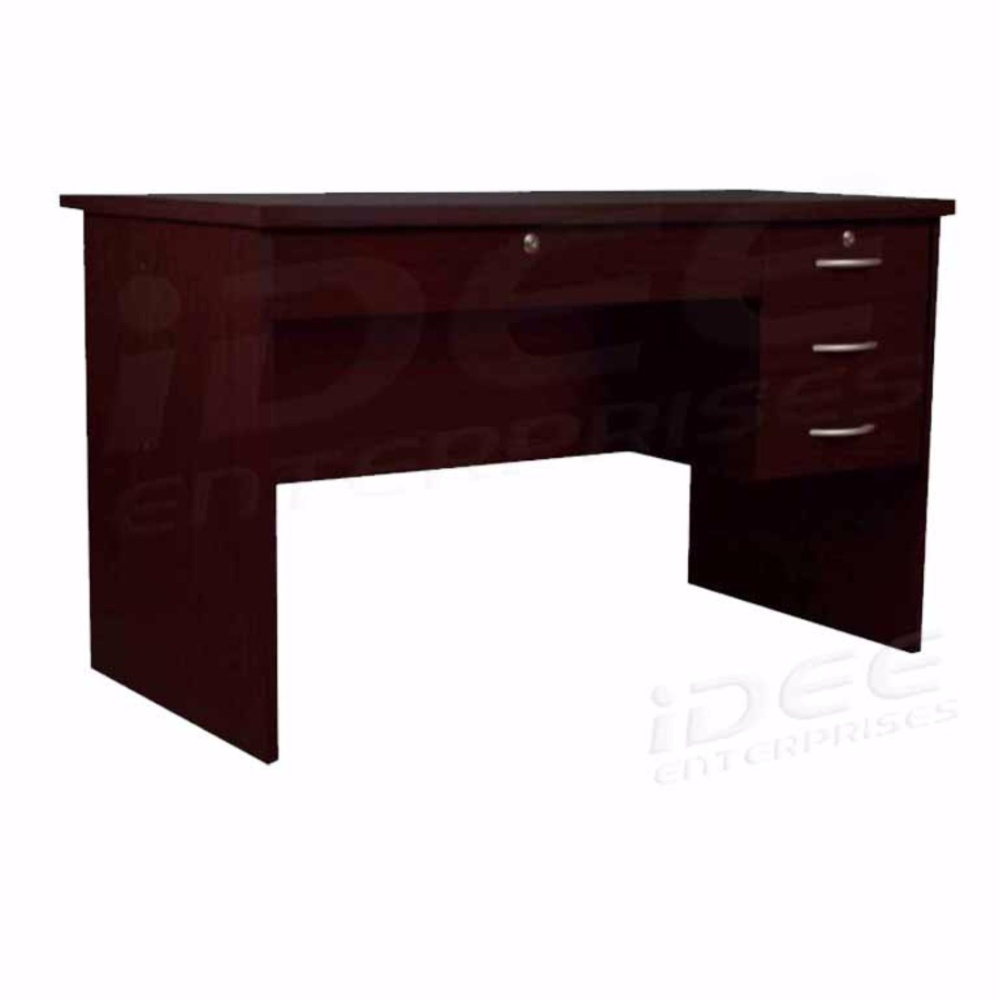 Tailee Furniture #1302 Office Table With 4 Drawers And Lock (Wenge) |  Lazada PH