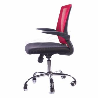 Tailee OFC-300 Ergonomic Tilting Mesh Backrest w/ flip up arms Computer/Office Chair - 3