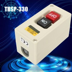 TBSP-330 3 Phase 3.7Kw 30A Power Push Button Switch Station ON/OF Lock Tend - intl Philippines