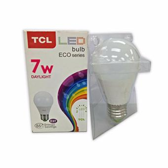 TCL 7W Daylight EcoSeries Bulb Set of 3 with FREE 2 Bulb - 3