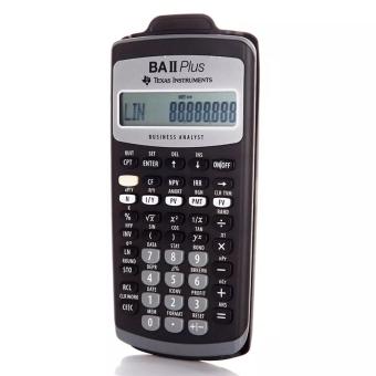 Texas Instruments BA II plus Financial calculator for CFA - 2