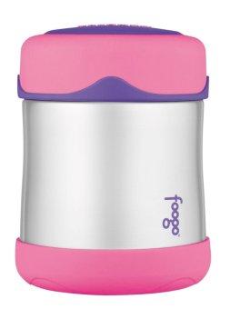Thermos B3000 .3L Leak-Proof Food Jar (Pink)